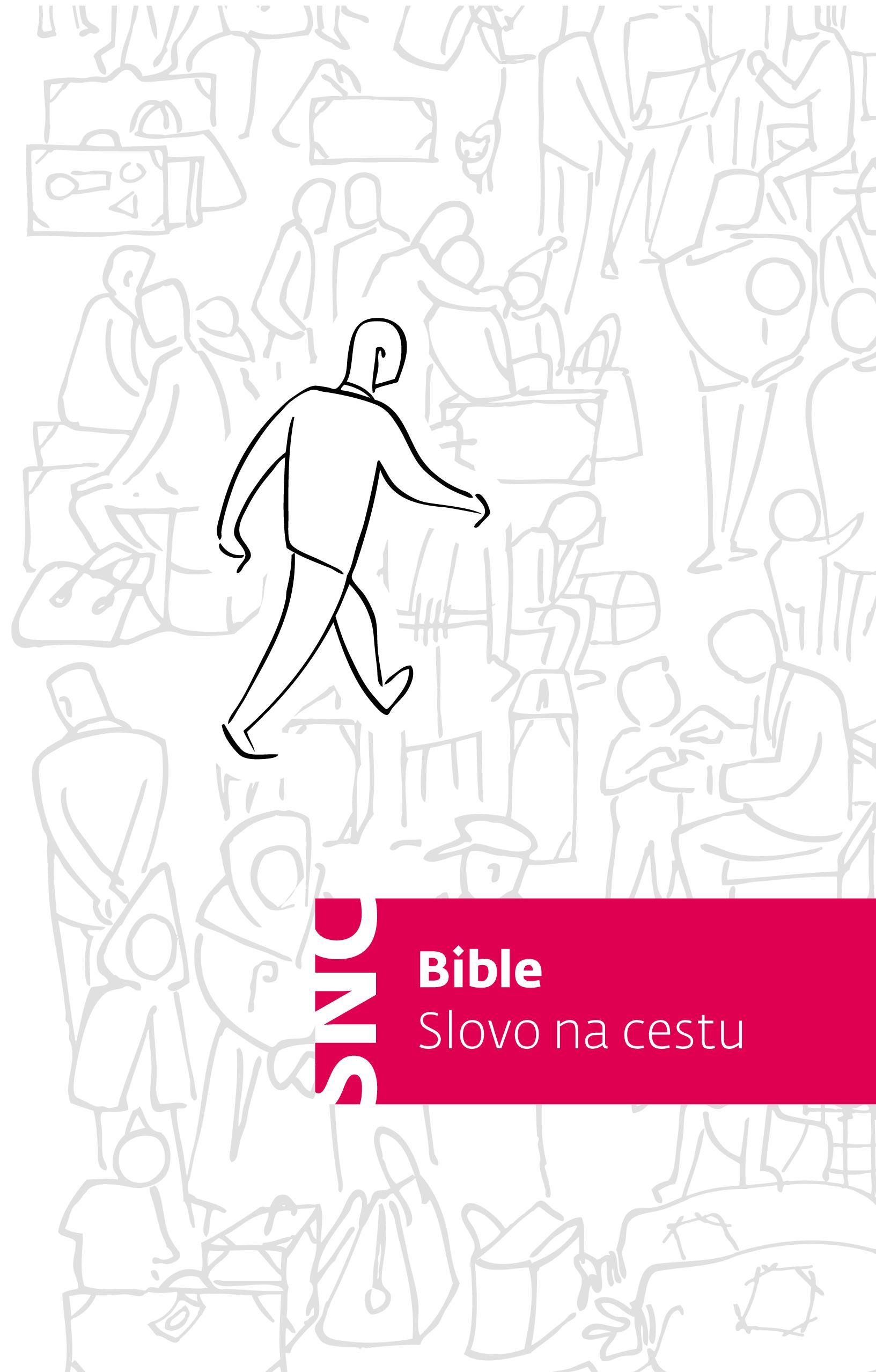 Slovo na cestu - Bible s ilustracemi